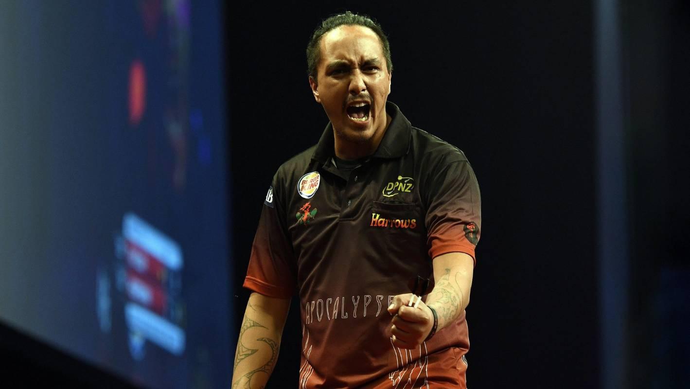 New Zealand's Darren Herewini wins World Darts Federation World Cup singles title
