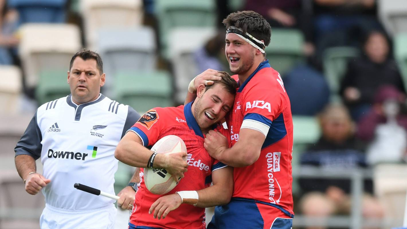 Tasman looking unstoppable as they charge into Mitre 10 Cup semifinals unbeaten