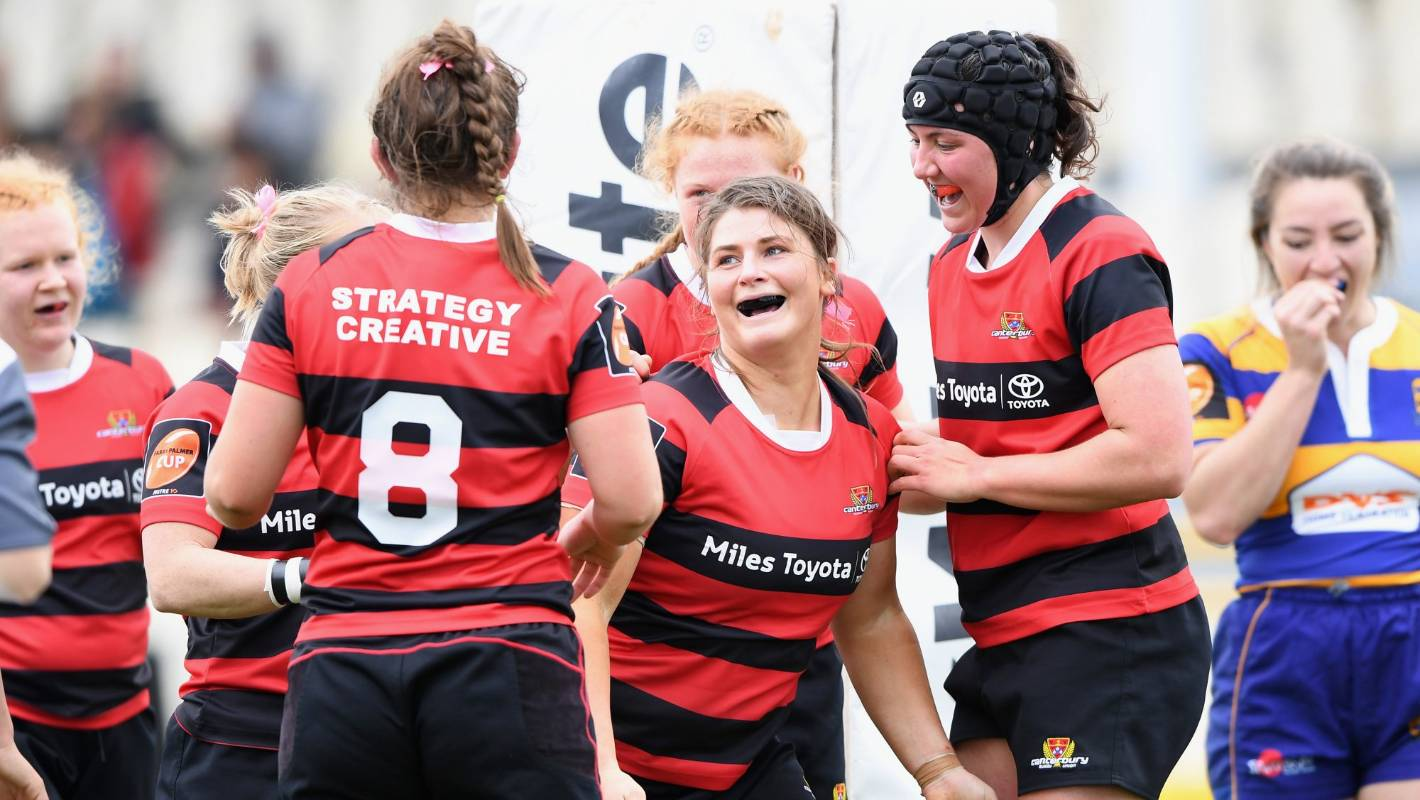 Semifinalists set in Farah Palmer Cup as Wellington thank five-try hero for win
