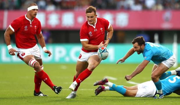 Wales' 'easier' path to Rugby World Cup final starts with France
