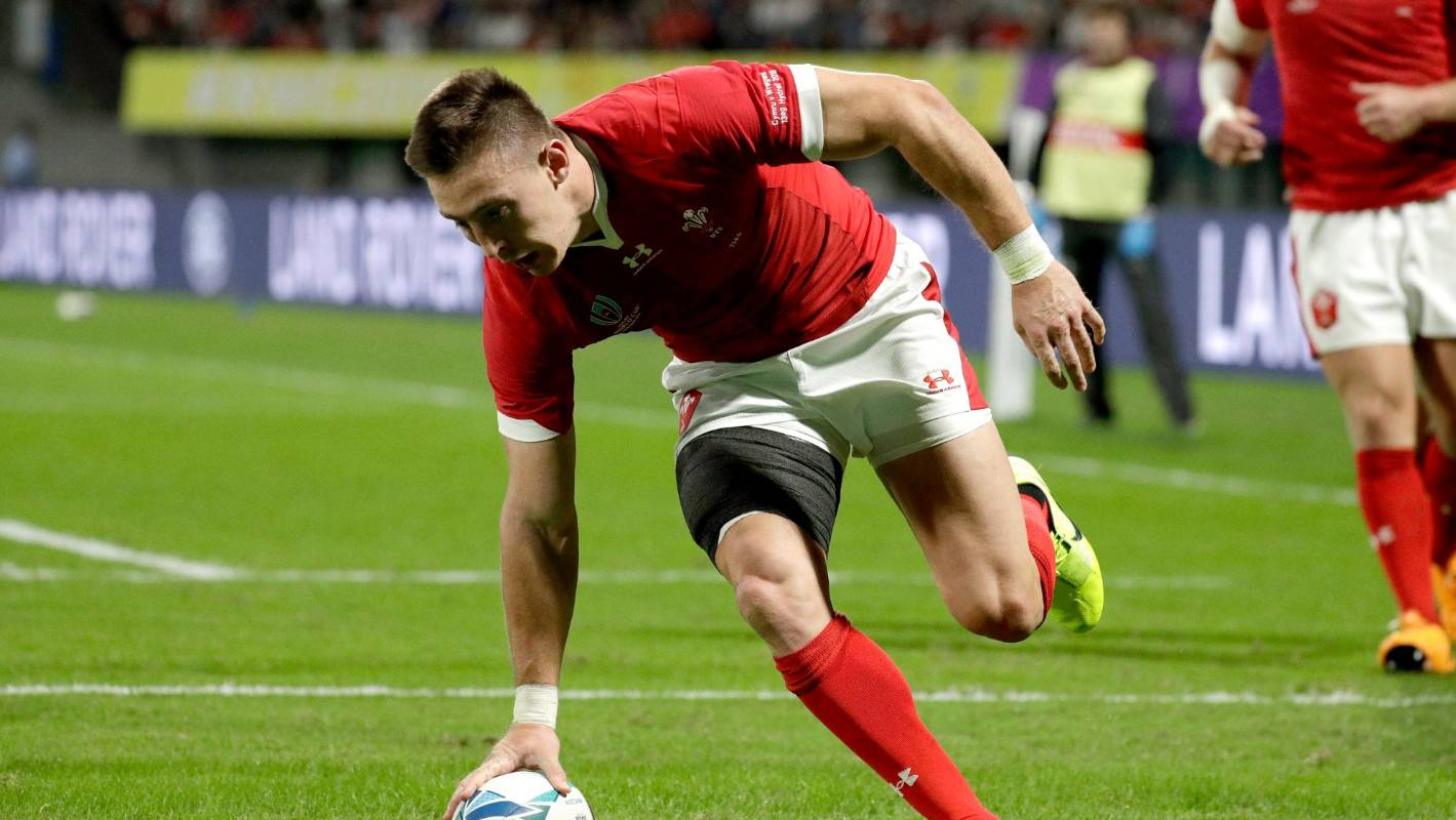 Rugby World Cup: Wales defeat Uruguay, set up quarterfinal showdown with France