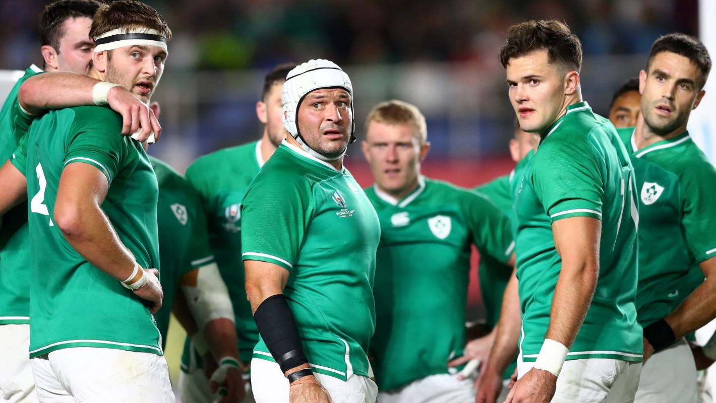 Rugby World Cup: Angry Irish reject writer Stephen Jones' claim Ireland opposed Japan-Scotland game rescheduling