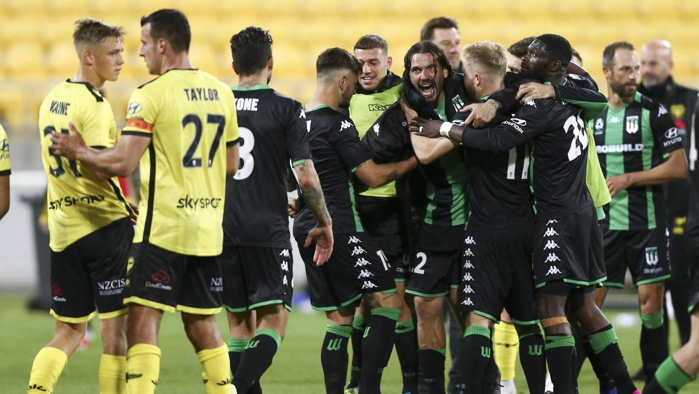 Wellington Phoenix lacked cutting edge up front in A-League defeat to Western United