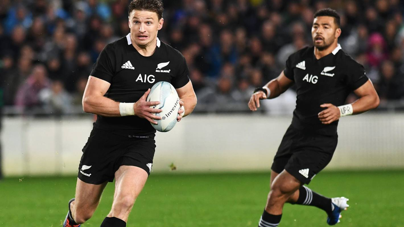 Robbie Deans: Beauden Barrett and Richie Mo'unga ready to ignite All Blacks attack against Ireland