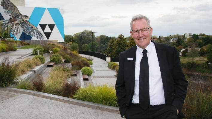 Andrew King Weighs Up Options After Losing Hamilton Mayoralty Stuff Co Nz
