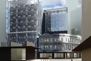 Argosy is targeting a 6 Green Star Built rating for the redevelopment of 8-14 Willis Street in the Wellington CBD.
