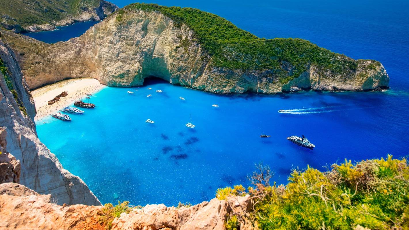 An Aegean cruise aboard Azamara Pursuit proves there are few better places to sail