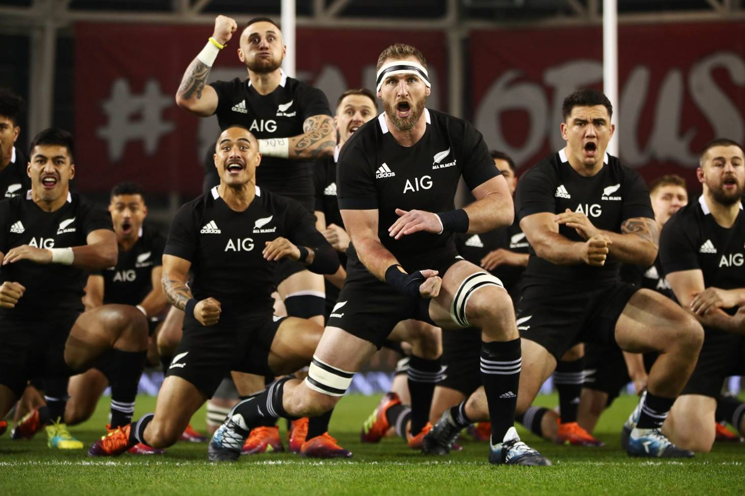 The All Blacks' haka is a marketing ploy and 'insulting' to Māori, claims  Irish critic | Stuff.co.nz
