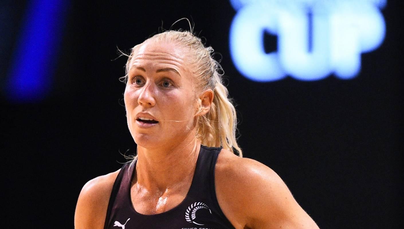 Laura Langman praises leadership of whole team as Silver Ferns eye third win in a row