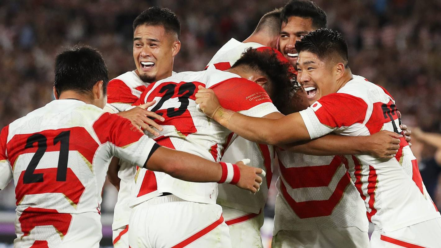 Japan v South Africa: Teams, kickoff, prediction, livestream for Rugby World Cup quarterfinal