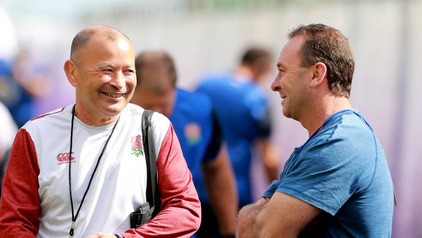 Australia v England: Ricky Stuart's arrival in Japan a boost for England not Australia