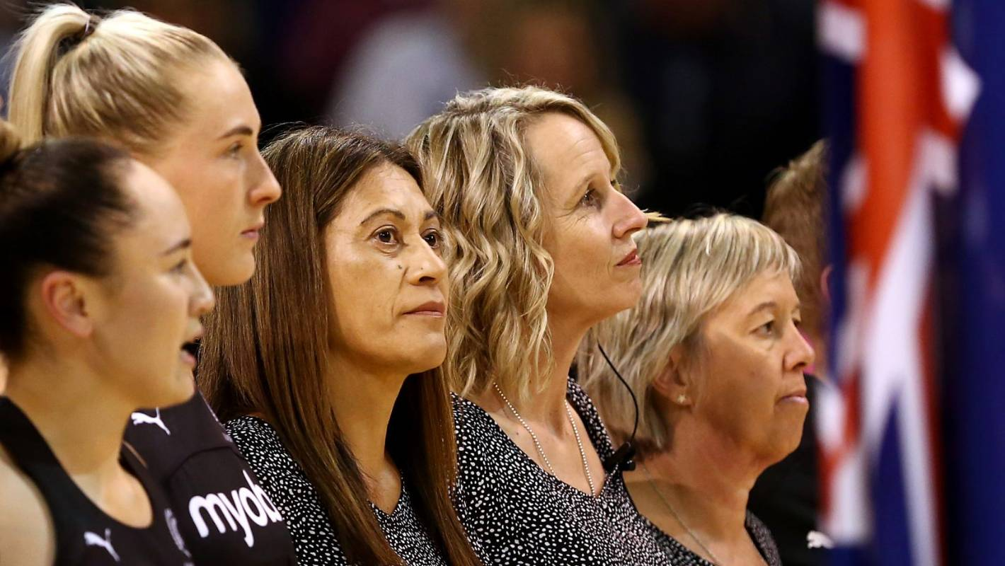 The Australian coach helping the Silver Ferns beat the Diamonds