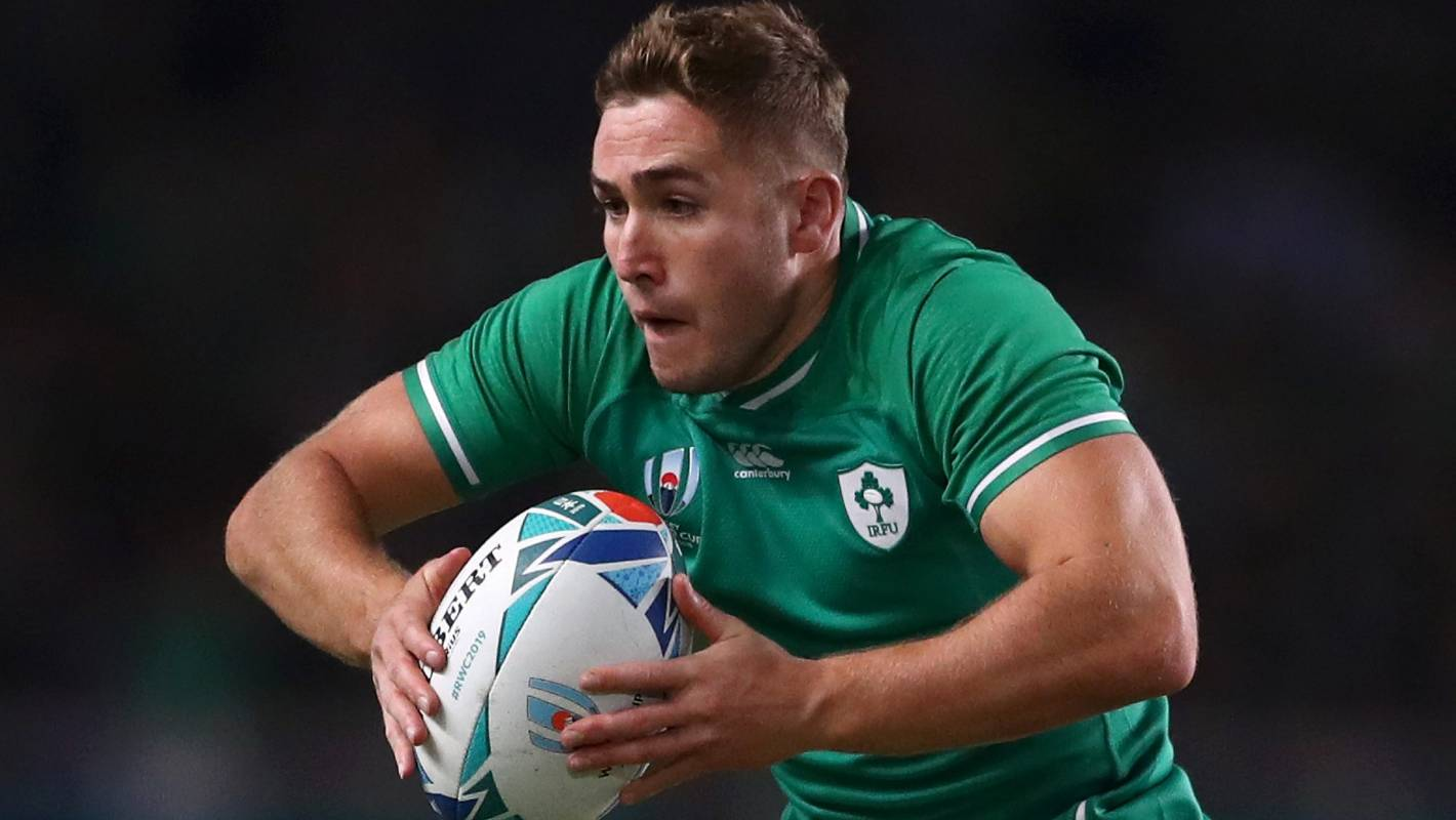 All Blacks v Ireland: Joe Schmidt urged to pick 'Christian Cullen' option for Rugby World Cup quarterfinal