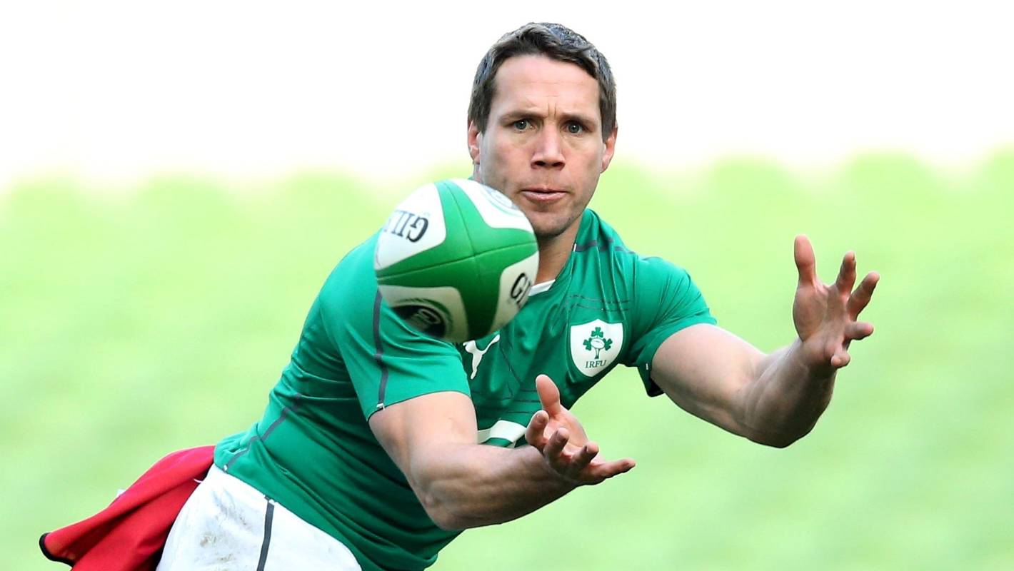 All Blacks v Ireland: Kiwi-born ex-Irish international Isaac Boss confident of upset