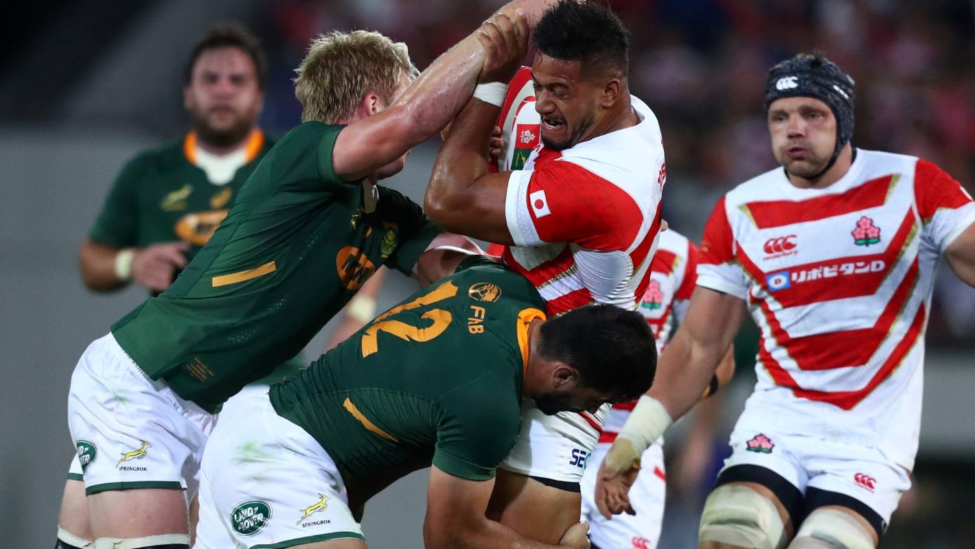 Brendan Venter: Tony Brown has been amazing but defence, not attack, wins Rugby World Cups