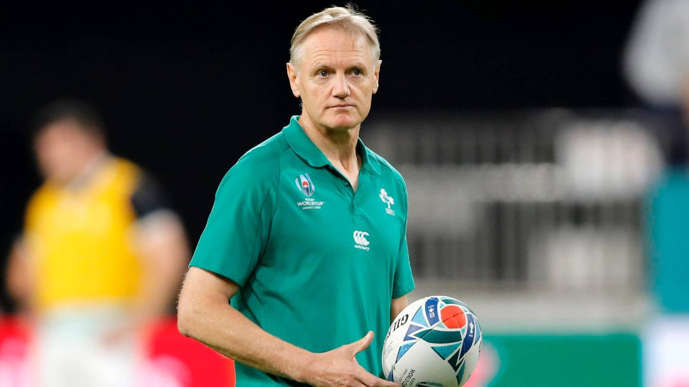 All Blacks v Ireland: Joe Schmidt's plan revealed before Rugby World Cup clash
