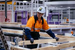 More New Zealand homes will be built in factories by skilled machine operators, before being trucked to sites to be ...