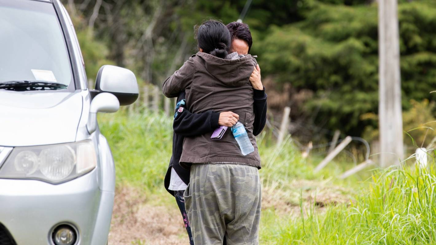 Police name man killed when car crashed into Lower Kaimai river