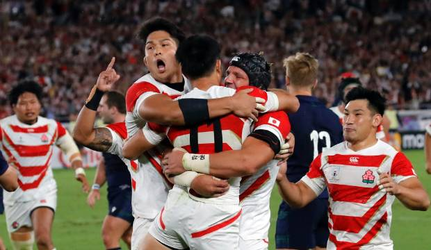 Rugby World Cup: Mighty acts from small men capture the hearts of fans