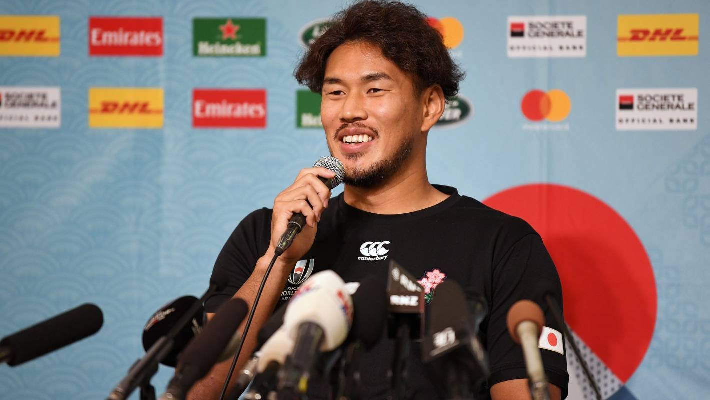Lost in translation: Japan Rugby World Cup heroes drop the ball with global media