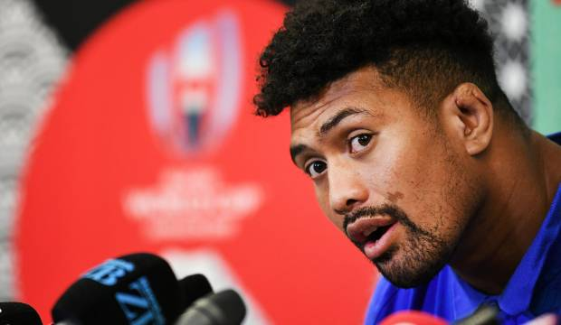 All Blacks star Ardie Savea reveals his early fears when eyesight issue diagnosed