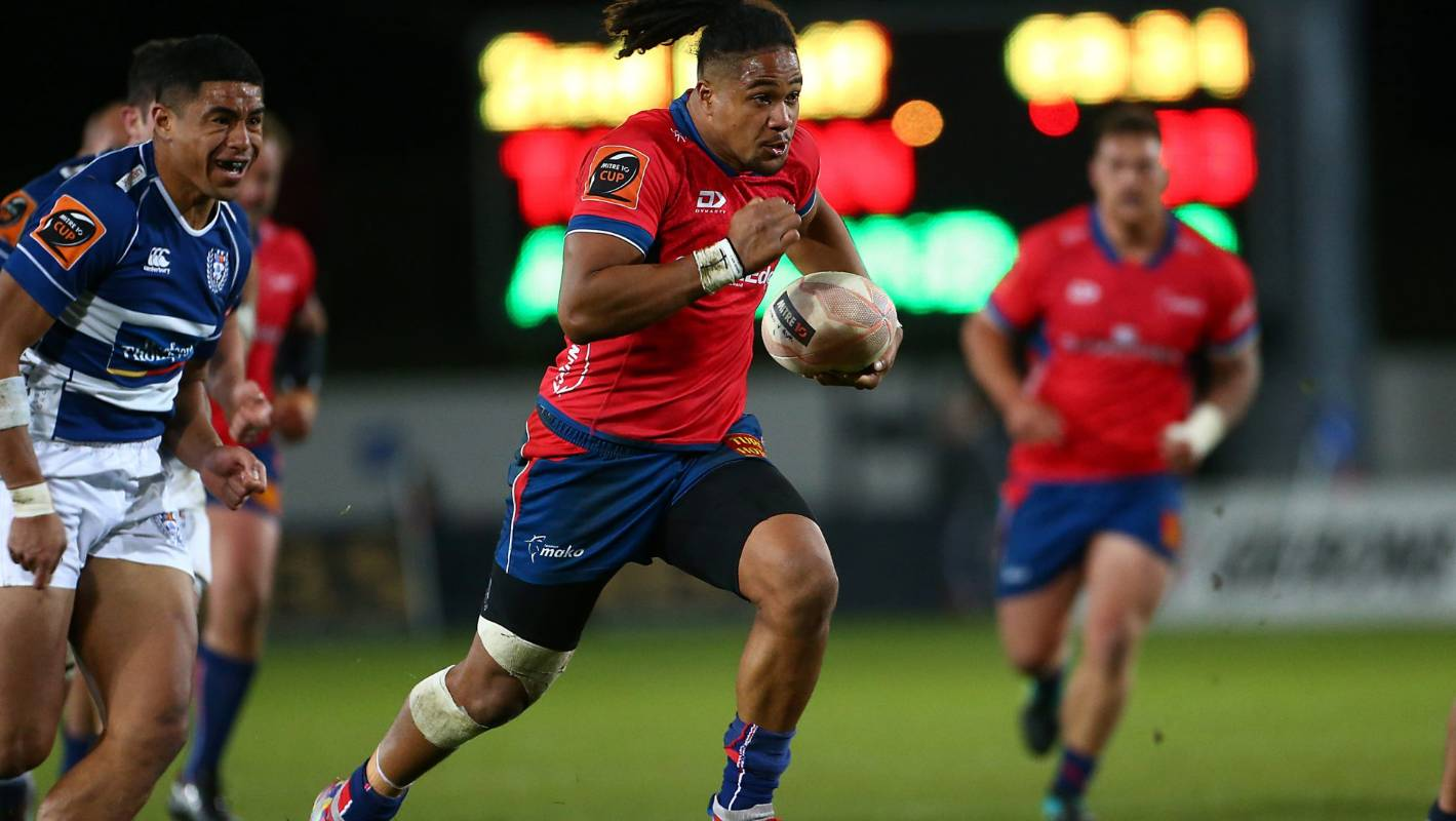 Mitre 10 Cup talking points: Pressure on unbeaten Tasman Mako to kick on and win their maiden title