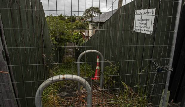 'Belligerent' Aucklander lands $45k fine for Illegal retaining wall, concreting storm drain
