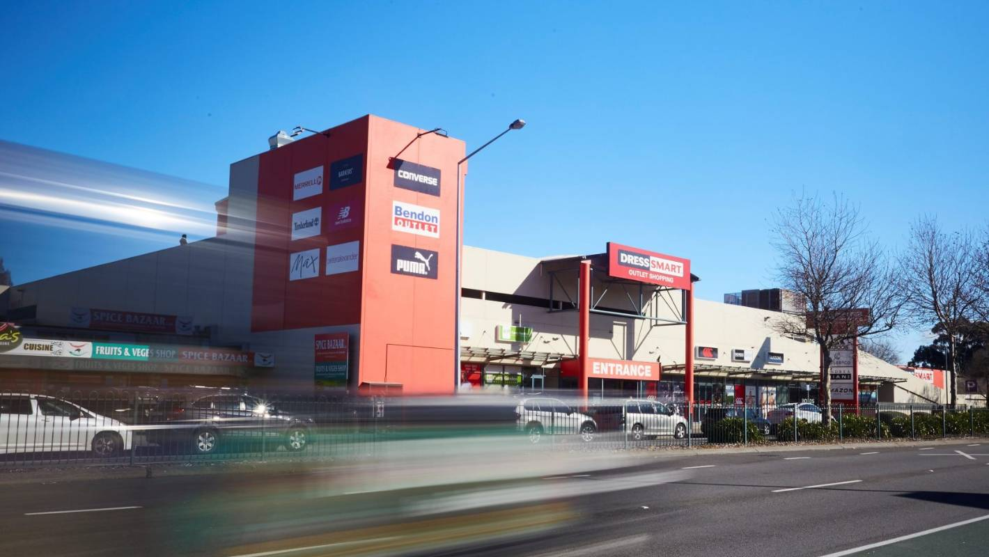 Australian property giant Lendlease to sell two big Dress Smart outlets, Dunedin mall