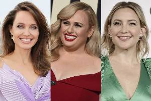 We can't fault Angelina Jolie and Rebel Wilson this week but we have a few suggestions for Kate Hudson...