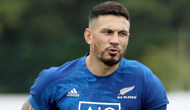 All Blacks v Ireland: Sonny Bill Williams reveals the changes in All Blacks' character over past decade