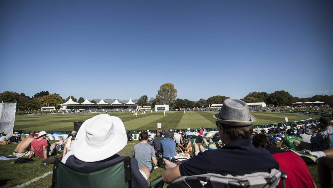 The debate over six Hagley Oval floodlights explained