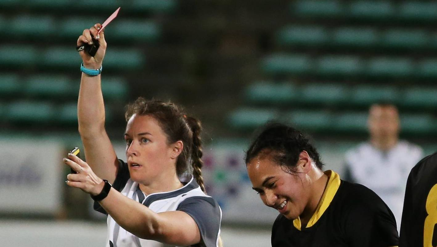 Wellington Pride's Nina Foaese to miss Farah Palmer Cup semifinal after red card