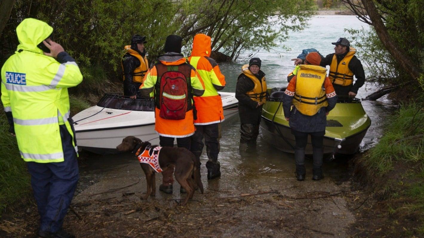 Waitaki River drowning victim named