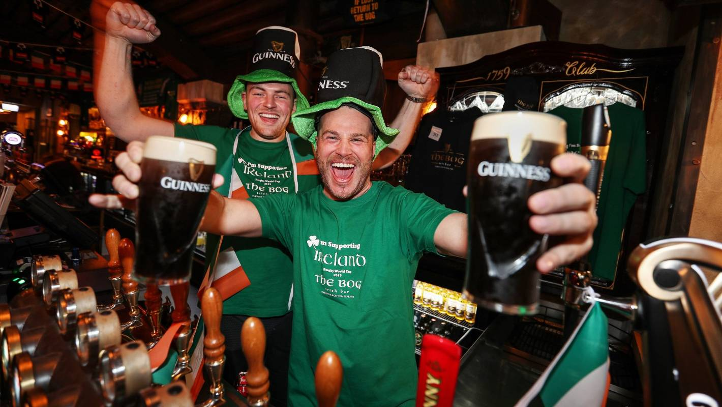 Christchurch pubs prepare for Rugby World Cup action