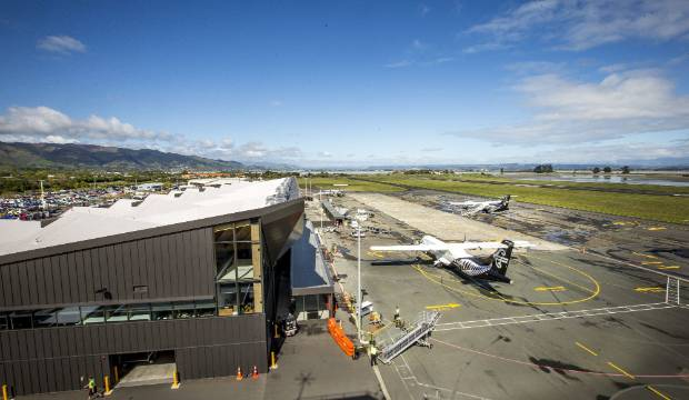 New $32m Nelson airport terminal 'feels like a familiar landscape'