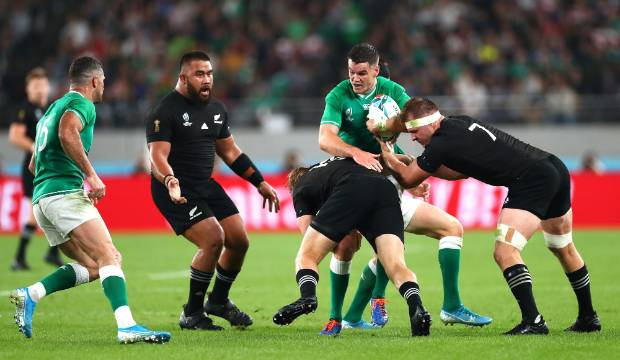 All Blacks v Ireland: Ireland player ratings from Rugby World Cup quarterfinal defeat