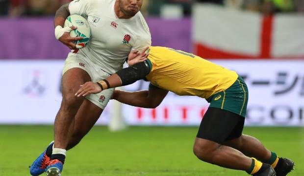 Rugby World Cup 2019: England's Manu Tuilagi tipped to repeat 'power and noise' against the All Blacks -