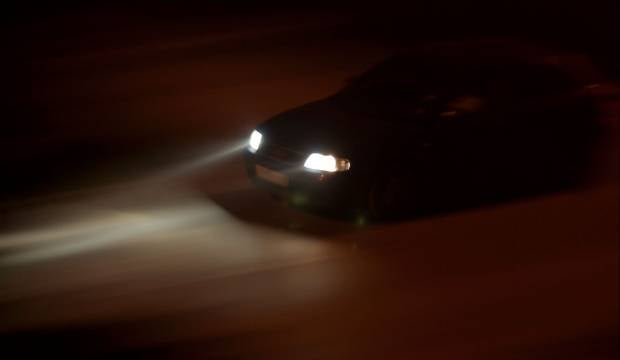 Stolen car embroiled in chase 240km from home