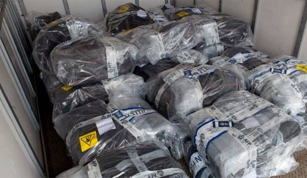 The largest cocaine seizure in Australian history and the 'geriatrics and ex-crims' involved