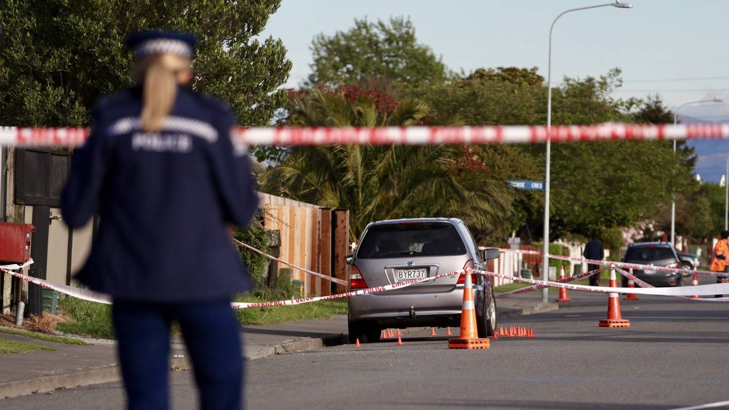 Two charged with murder over Christchurch man's death