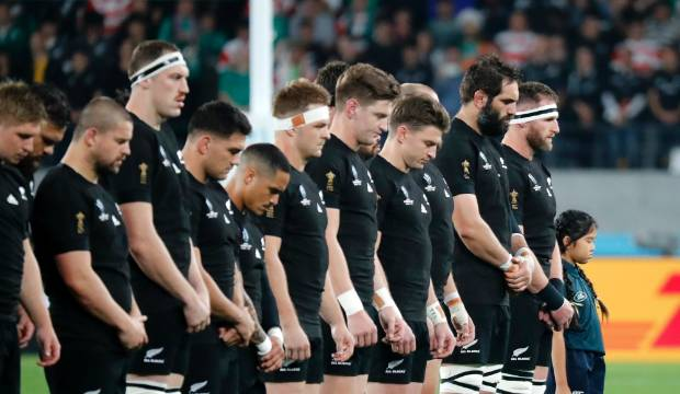 All Blacks, Japan, South Africa honour Typhoon Hagibis victims with silence