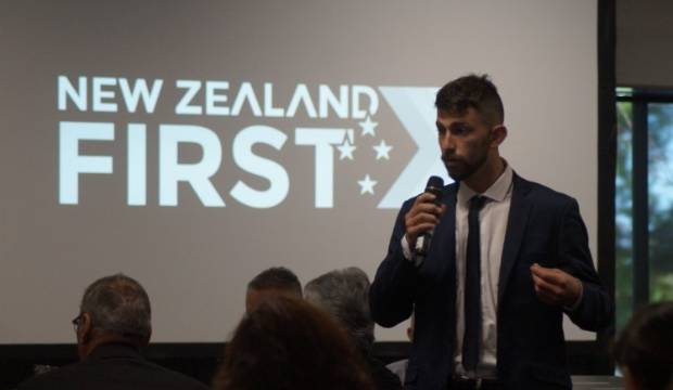 NZ First youth wing appears to be on the rise