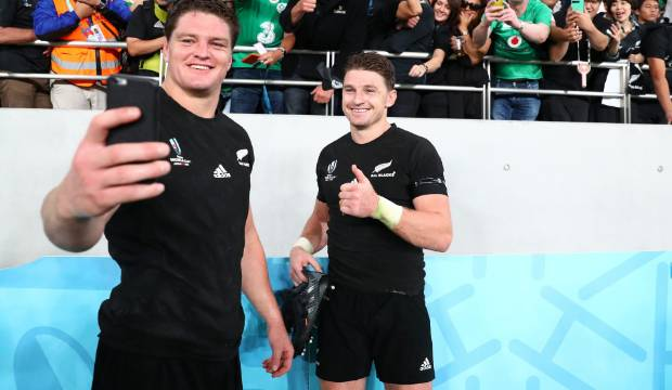 Rugby World Cup: Did the All Blacks' social media habits cost them?
