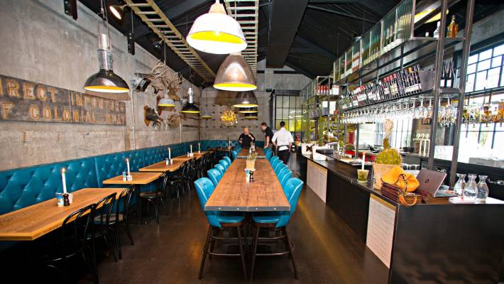 Social Kitchen took away the titles for outstanding restaurant, outstanding ambience and design and chef Seamus Fawkner was named emerging chef.