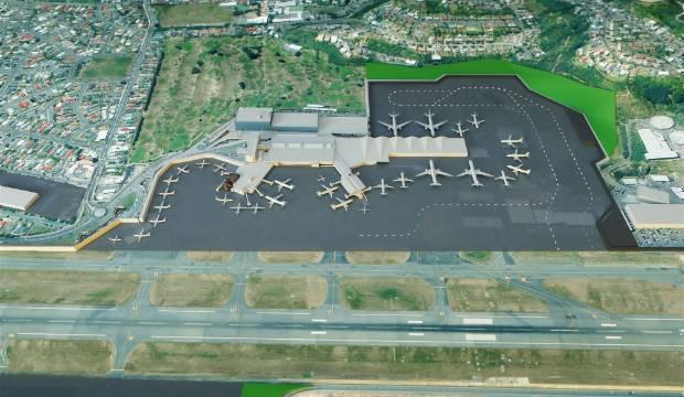 Wellington Airport reveals $1 billion-plus development plans in 2040 master plan