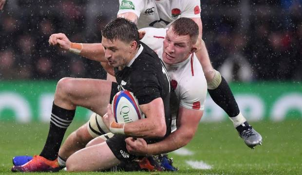 All Blacks v England: English rule a combined XV with New Zealand ahead of Rugby World Cup semifinal