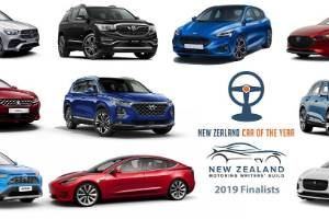 Shortlist contenders span a variety of vehicles shapes and sizes. And powertrains.