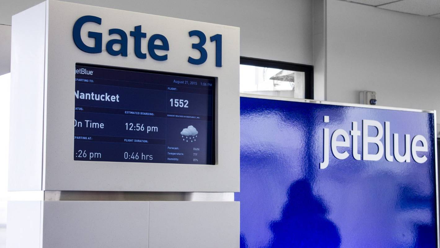 Employee scams US airline JetBlue out of $1.2 million