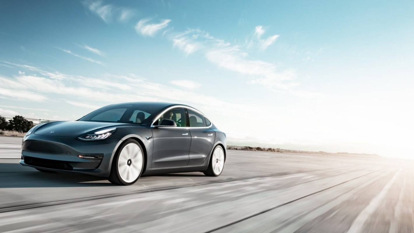 The Tesla Model 3 is our Top Executive Car of 2019 | Stuff ...