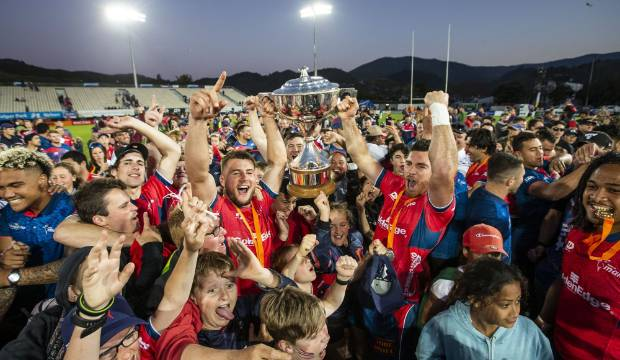 'Just pure happiness' for victorious Tasman Mako